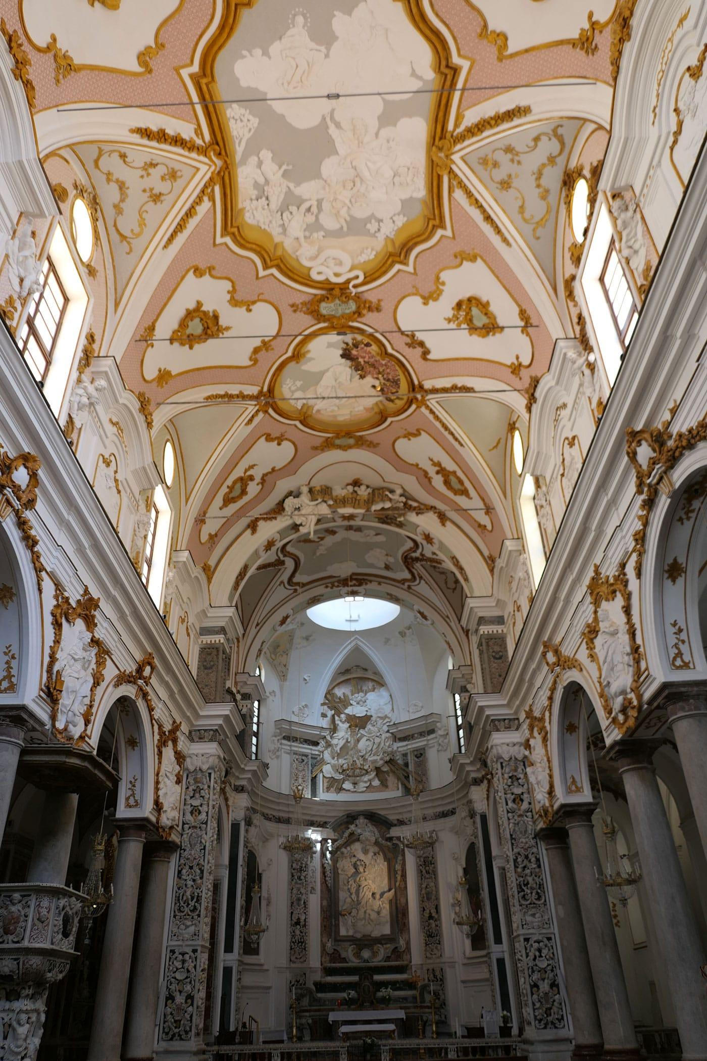 Eglise Trapani-Crédit Numéro Une