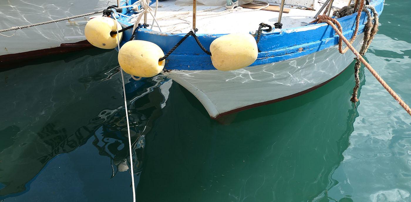 Port Catellammare del Golfo