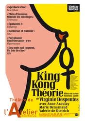Affiche King Kong Théorie