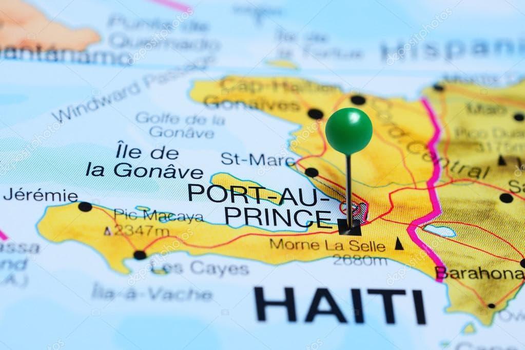 Plan de Port au Prince via Deposit Photos