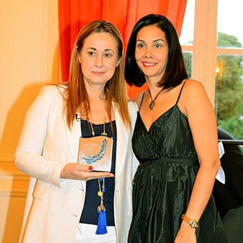 Docteur laurence boutin, prix des amis de haiti
