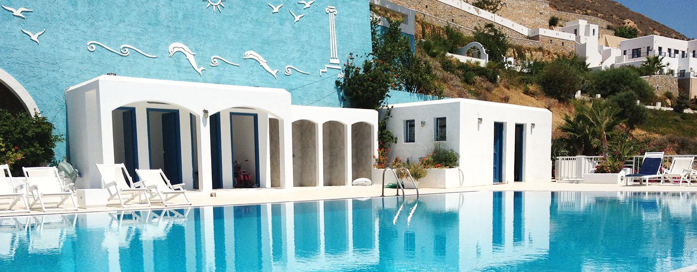 l'Aegialis Hôtel & Spa, Amorgos, Numéro Une
