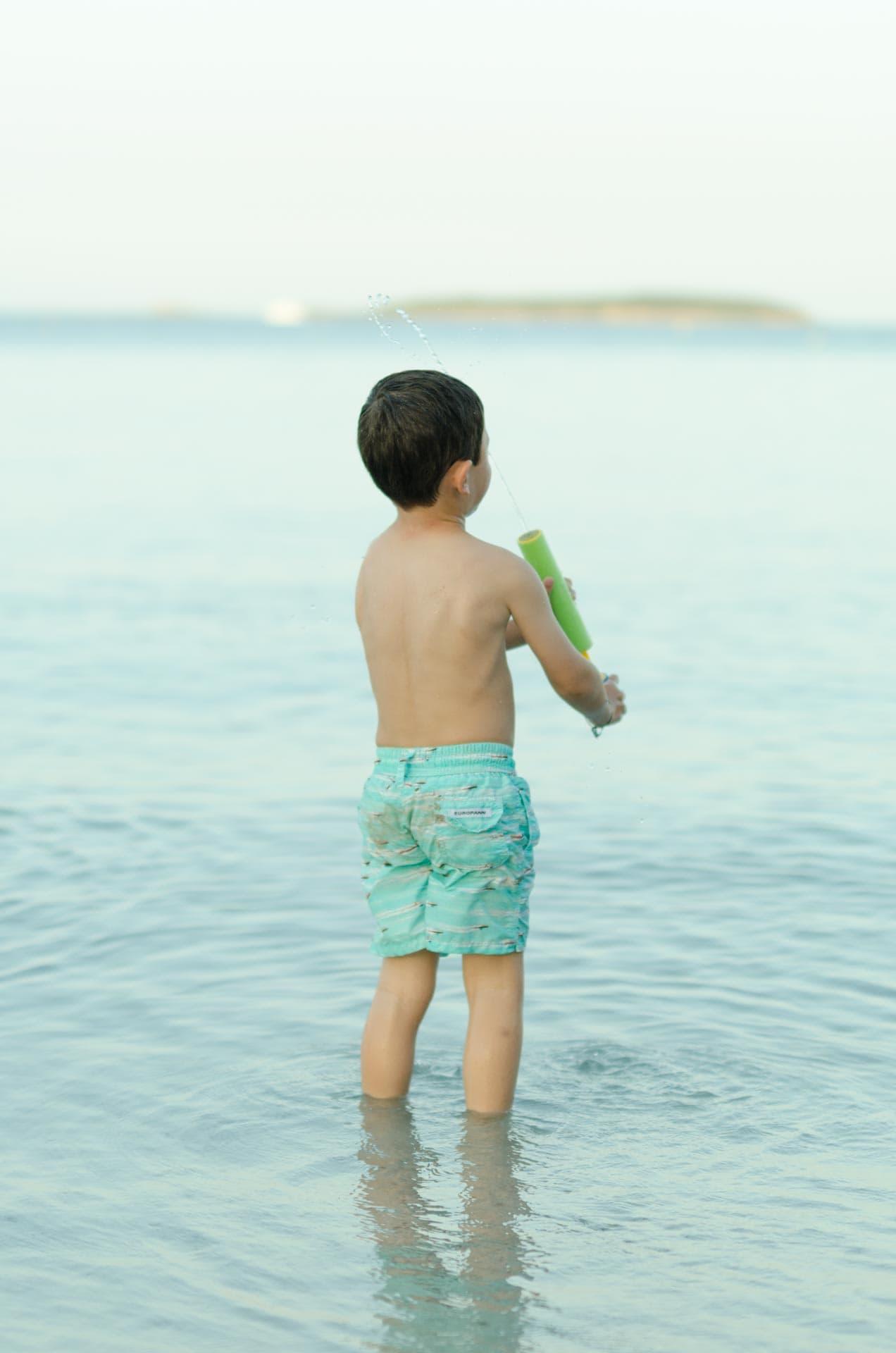 Enfant Corse - Photographe Laura Fauve