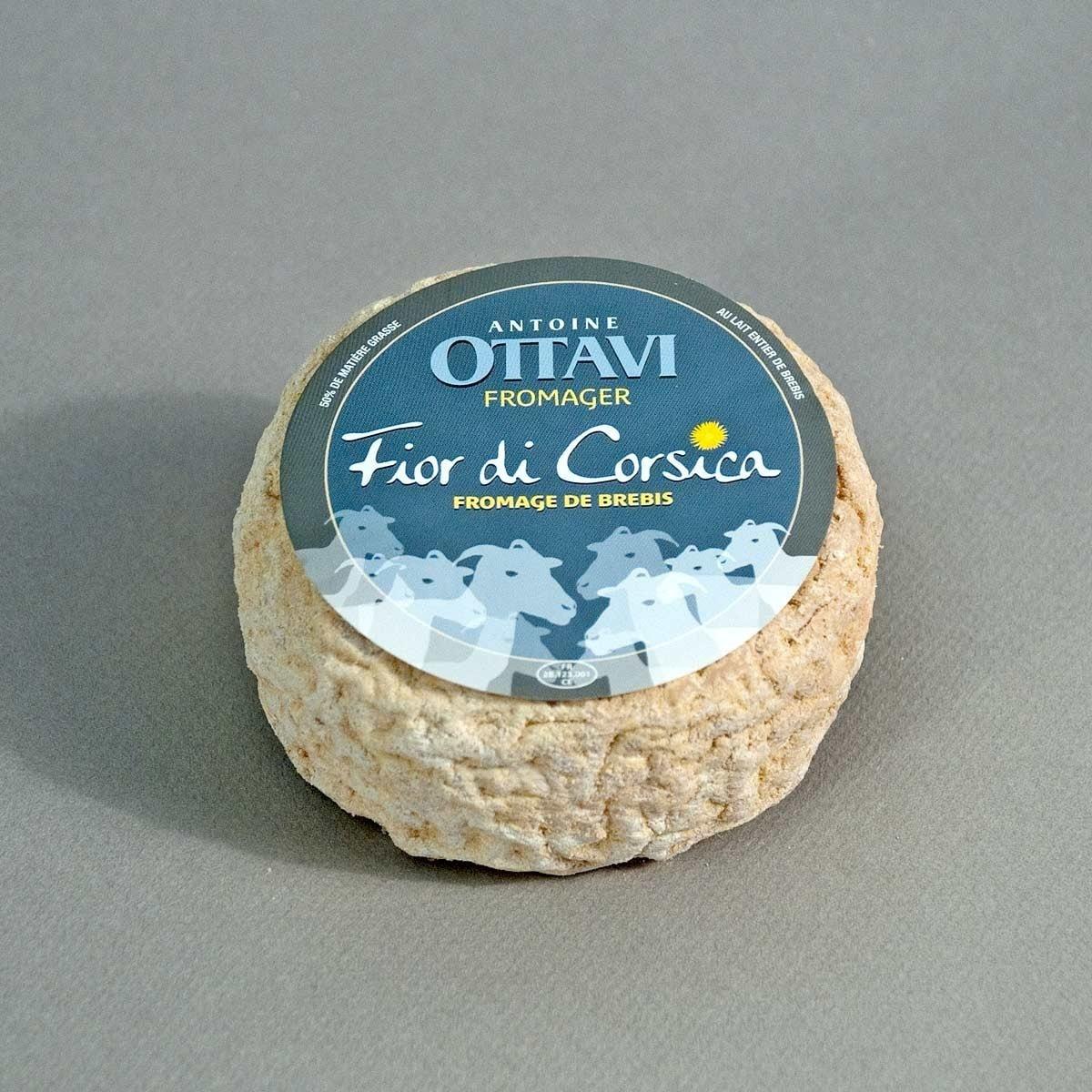 fromage de Brebis, Fior di Corsica