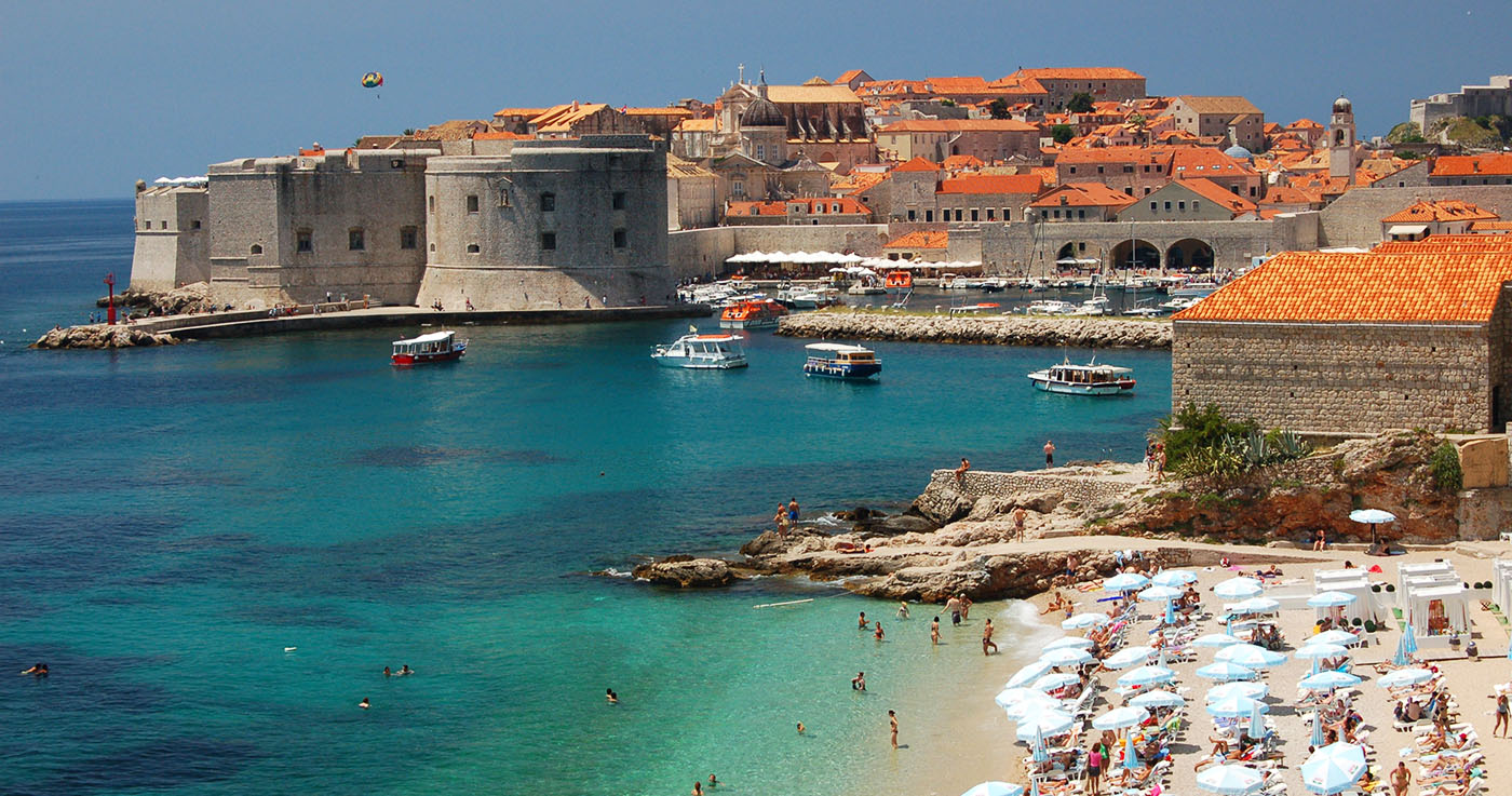Photo de John Weinhardt via unsplash, Dubrovnik