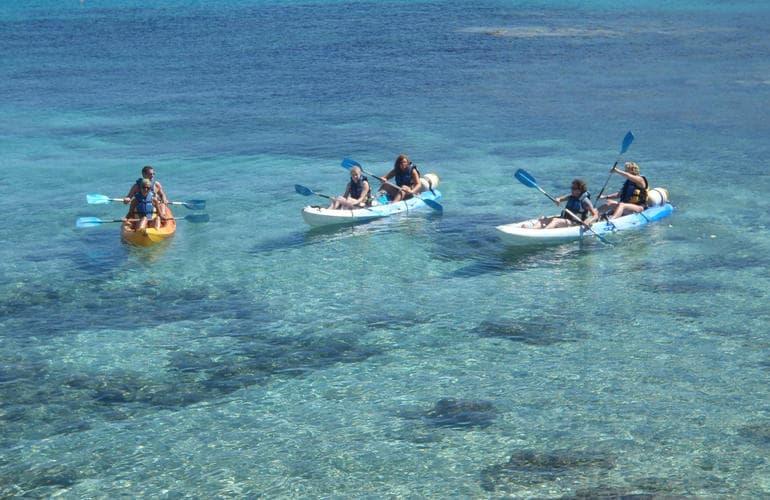 kayak de mer, Propiano - DR