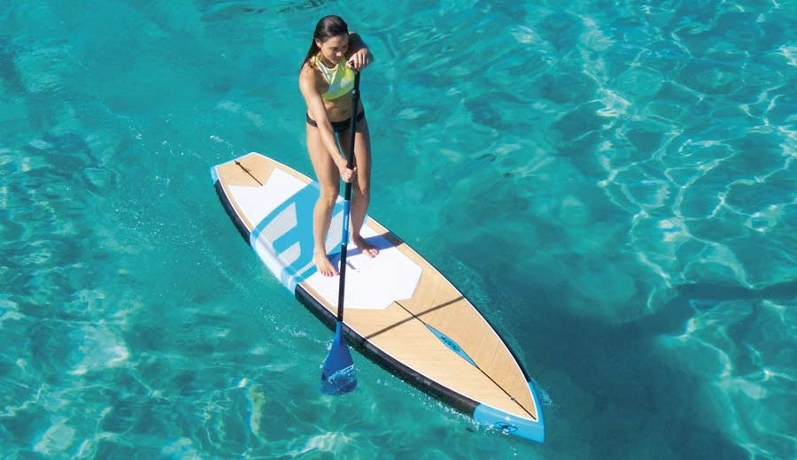 Stand up paddle, Corse - Ecole de Figari