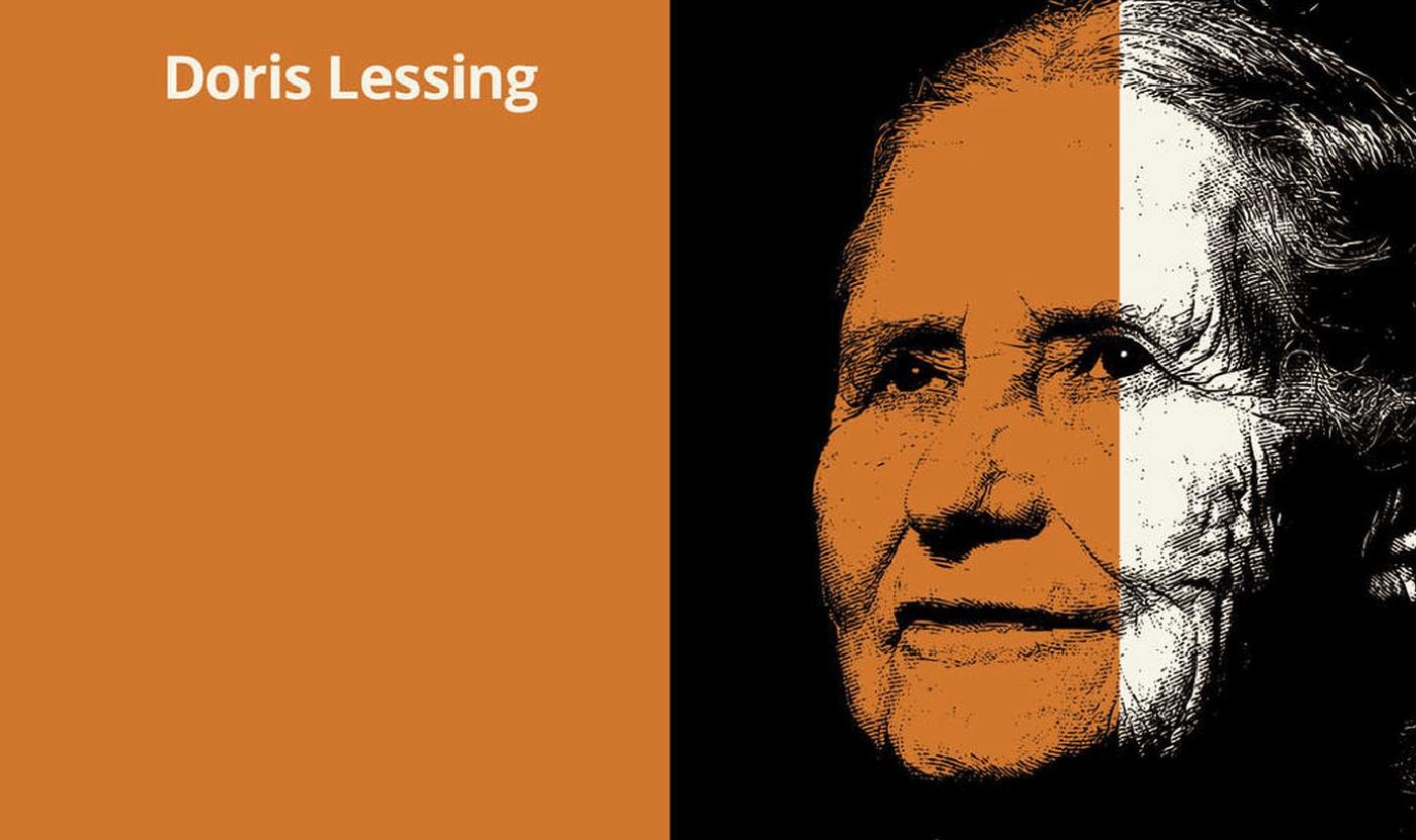 Portrait Doris Lessing