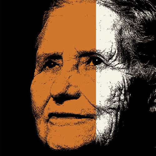 Portrait Doris Lessing