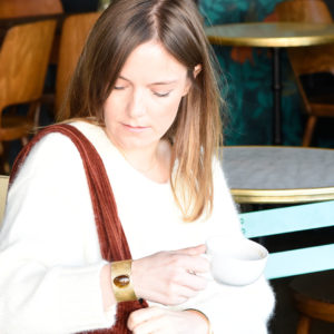 Bijoux manchette Numéro Une L'Atelier plume