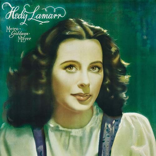 Poster de Hedy Lamarr