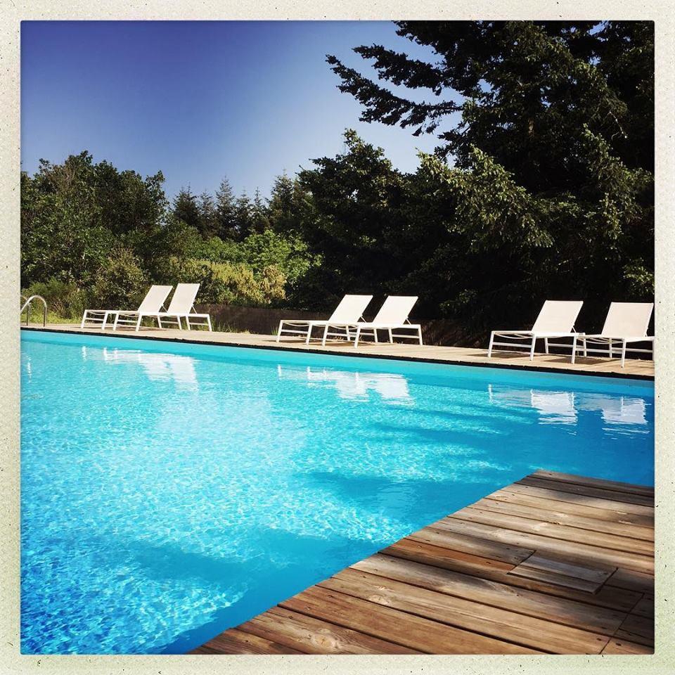 Domaine de la Vitarelle piscine