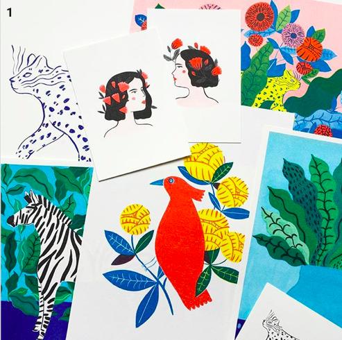 Illustrations agathe singer
