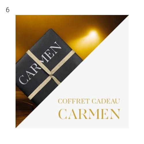 Coffret Carmen