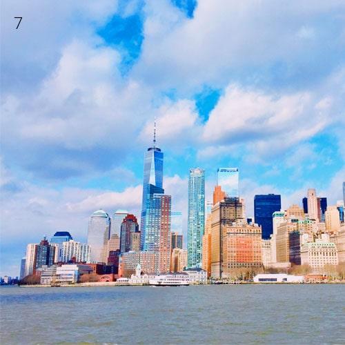 Billets d'avion pour new york