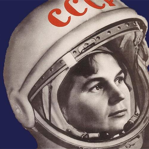 Valentina Terechkova, La Toute Première fois - Numéro Une