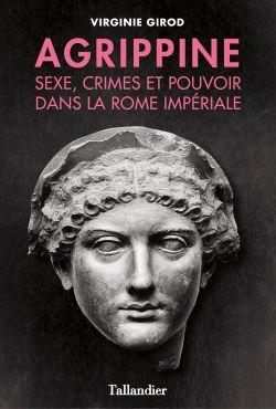 Livre Agrippine, Virginie Girod