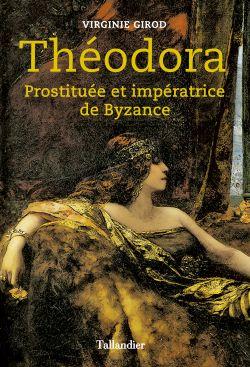 Livre Theodora, Virginie Girod