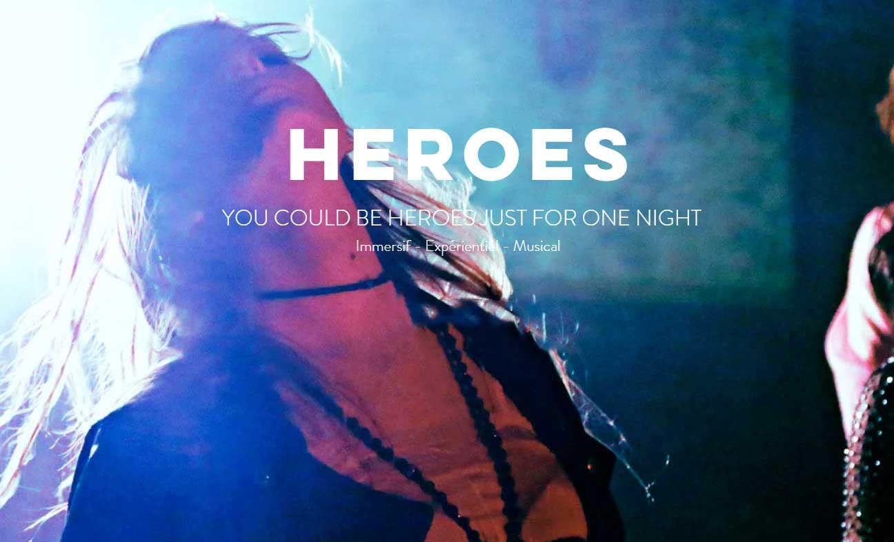 Heroes - Dot Pierson