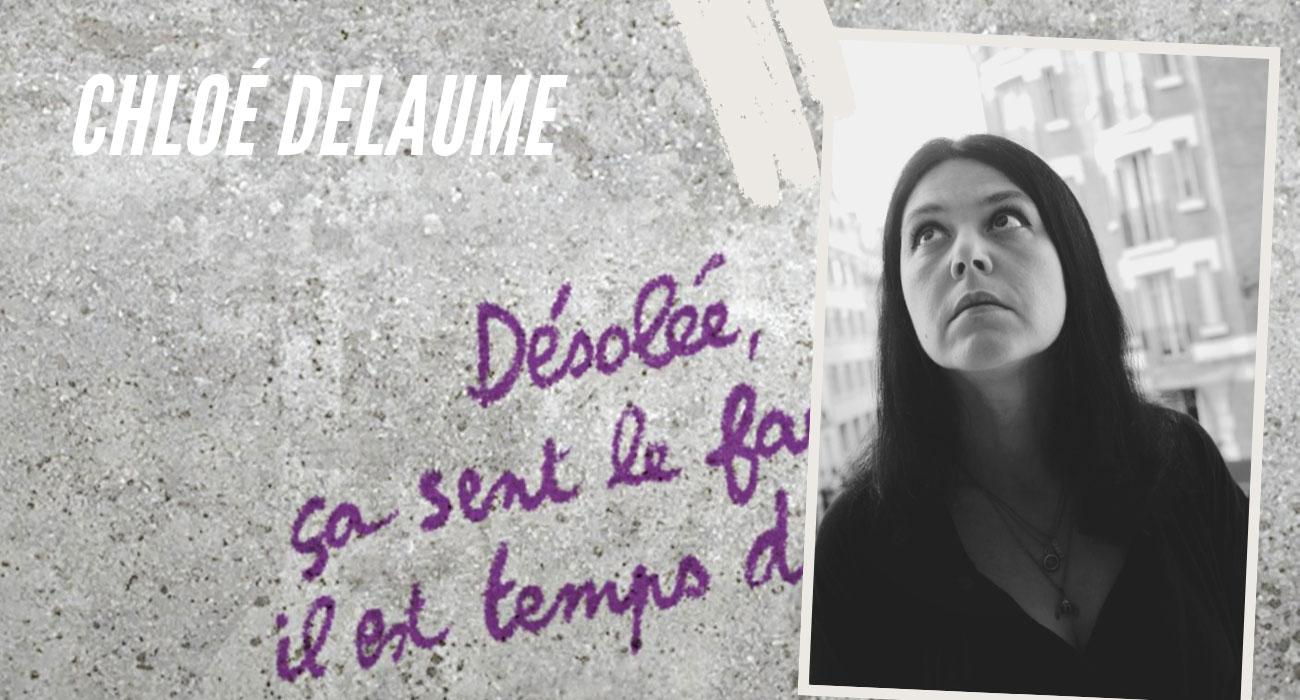 Chloé Delaume