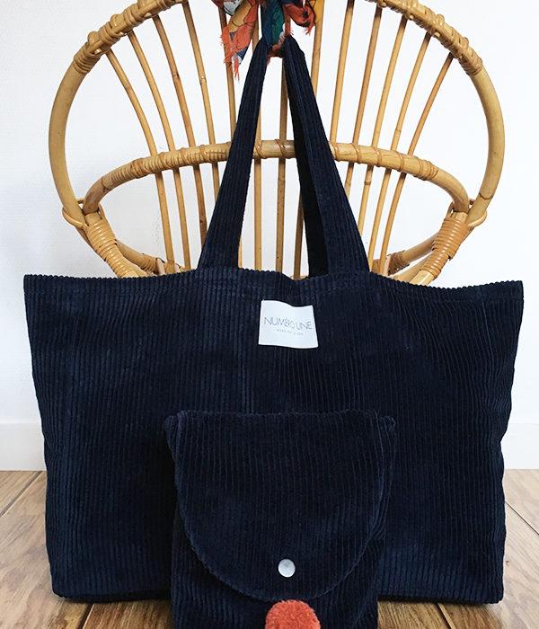 sac cabas bleu et sac kids bleu v2-600x841